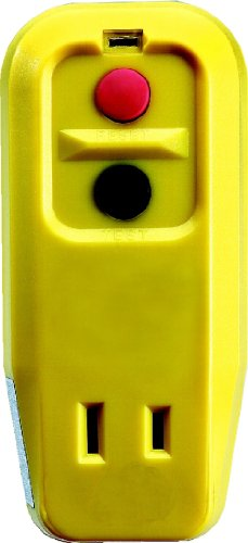 Tower Manufacturing Corporation 2 Wire GFCI Outlet Adapter