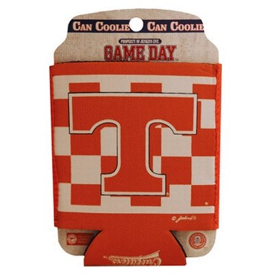 (NCAA Tennessee Volunteers Team Color Can Coolie 4 Pack)