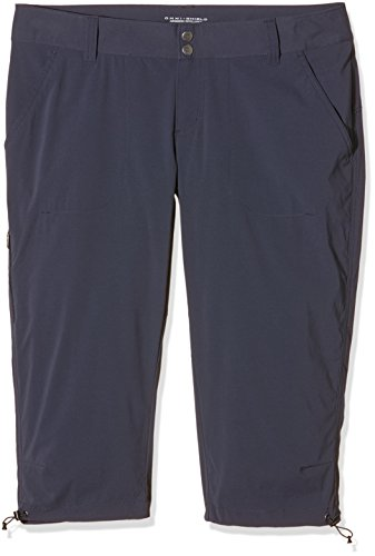 Columbia Women's Saturday Trail II Knee Pant, India Ink, 12