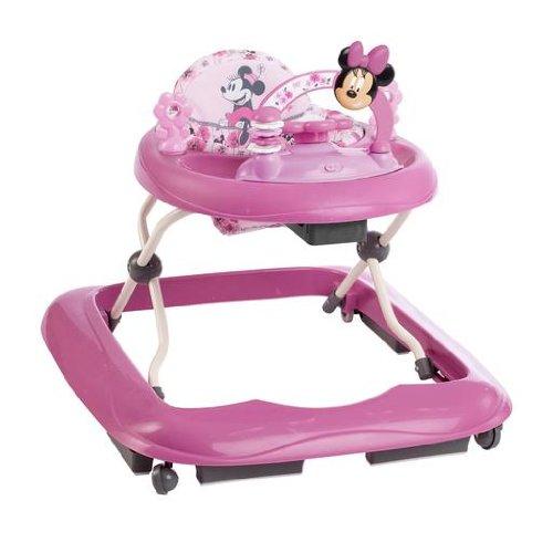 Amazon.com : Disney Baby Minnie Mouse Precious Petals Walker ...