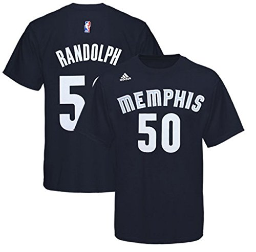 Zach Randolph Memphis Grizzlies #50 NBA Youth Name & Number T-Shirt Navy (Youth Medium 10/12)