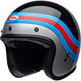 BELL ベル 2019年 Custom 500 カスタム500 ヘルメット Pulse パルス ブラックブルーレッド/XXL [並行輸入品]