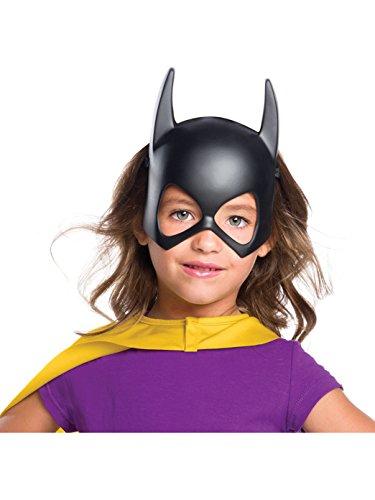 Rubie's Costume Girls DC Comics Batgirl Mask Costume, One Size