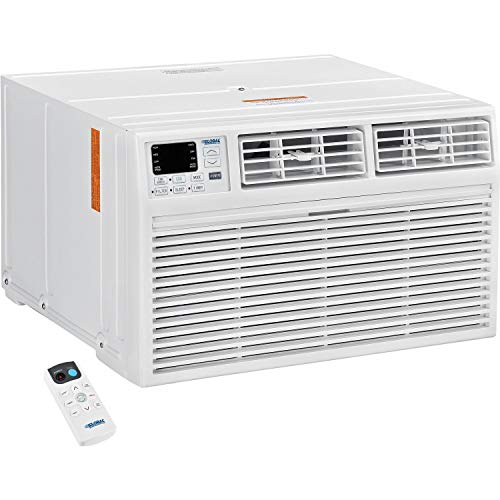Global Industrial 8,000 BTU Through The Wall Air Conditioner, Cool Only, Energy Star, 115V