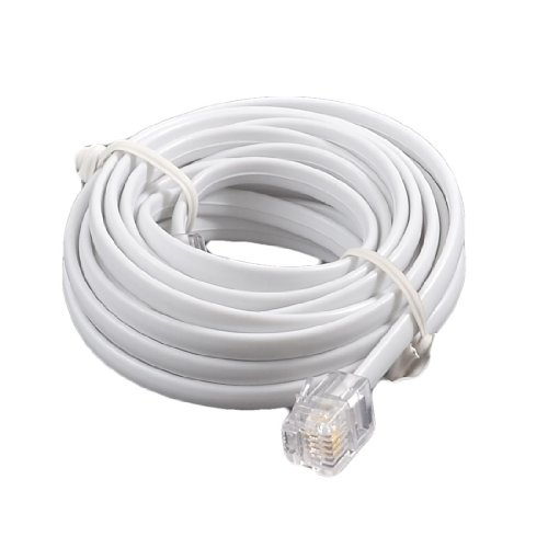 Uxcell Telephone Adapter Cable Landline