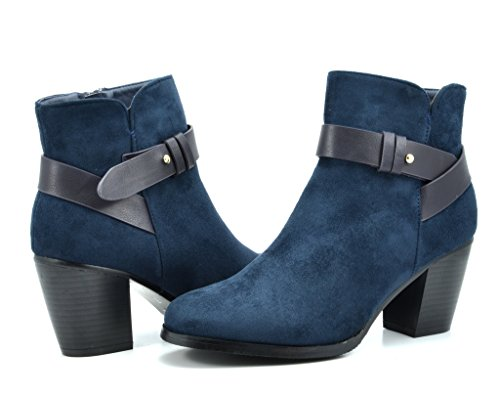 dream-pairs-womens-stylish-ankle-side-zipper-belted-chunky-stacked-heel-fur-interior-booties