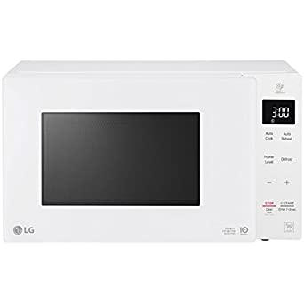 Amazon.com: LG 0.9 Cu. Ft. neochef Countertop Microondas en ...