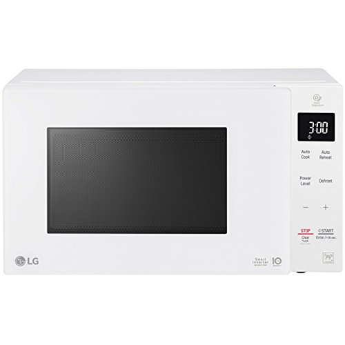 neochef countertop microwave smooth white