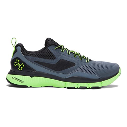 Armour Grigio Ua Da Charged One fuel Scarpe Uomo Under Green gravel Fitness Tr TdZnnF