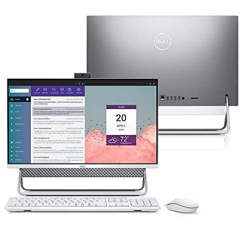 "Computador All in One Dell Inspiron 5490-MS30S 10ª Ger. Intel Core i7 8GB 256GB SSD Placa Vídeo NVIDIA 23.8"" Windows 10"