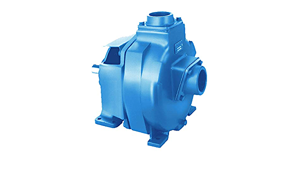 Closed Couple Motor 1.12 6.7 Impeller MP Pumps 36068 HHLF 1-1//2 Or 2 x 1-1//2 Or 2 High Head Low Flow Self Priming Centrifugal Pump Pumped Bronze High Rise Suction 6.7 Impeller