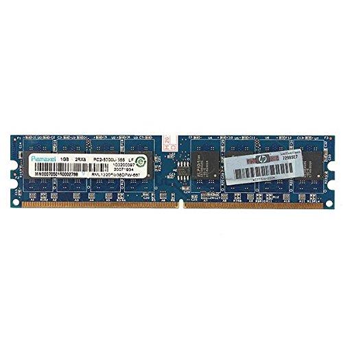 1GB DDR2 PC2-5300 5300U DDR2-667 MHZ 240-Pin Non-ECC Desktop - Computer Components Memory -1 x 1GB DDR2 PC2-5300 5300U DDR2-667 MHZ 240-Pin Desktop PC DIMM Memory RAM