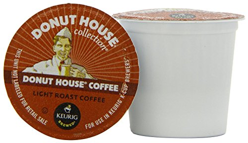 Green Mountain Coffee K-Cup Portion Pack for Keurig K-Cup Brewers, Donut House (Pack of 96)