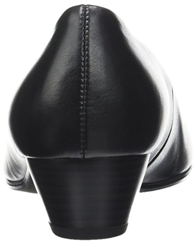 Gabor Shoes Comfort Basic, Zapatos de Tacón para Mujer Negro (51 Schwarz)