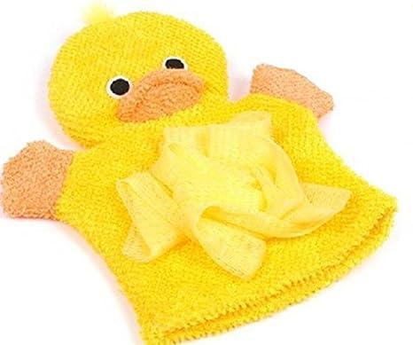 Diseño de animales de los niños bebé ducha del baño toalla de baño (5 colores estilo ducha Wash Cloth Toallas: Amazon.es: Hogar