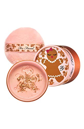 Too Faced Gingerbread Sugar Kissable Body Shimmer Limited Edition