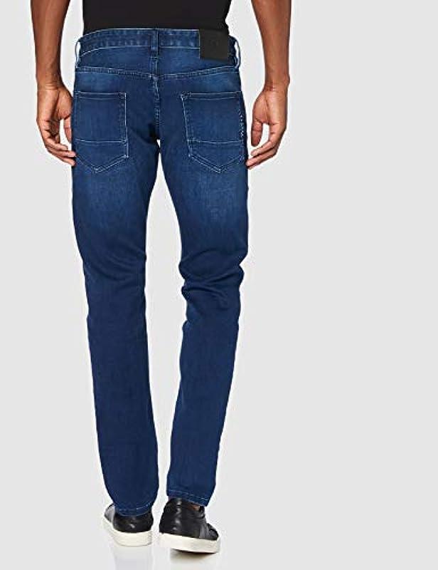 Scotch & Soda Ralston - Spyglass Dark Jeans: Odzież