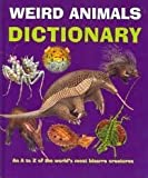 Weird Animals Dictionary