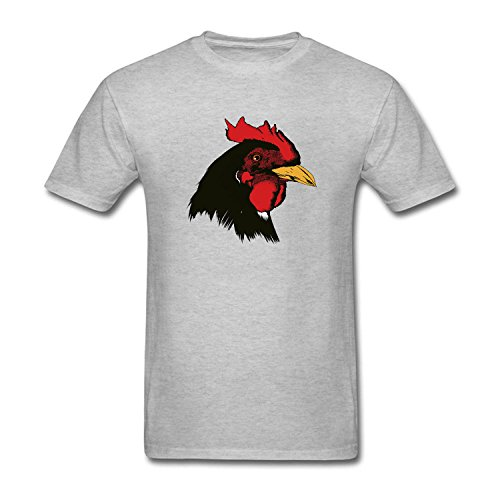 Rooster Head T-shirt - 6