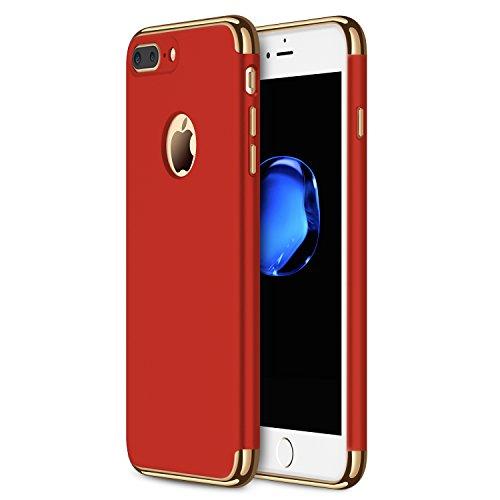 iPhone 7 Plus Case RANVOO Stylish Thin Hard Case with 3 Detachable...