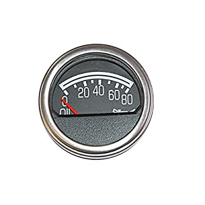 Omix-Ada 17215.04 Oil Pressure Gauge: Automotive