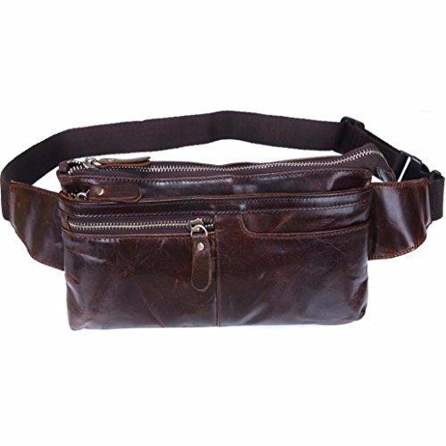 naladoo-mens-retro-leather-waistbag-sportsleisure-pockets-brown-waist-pack