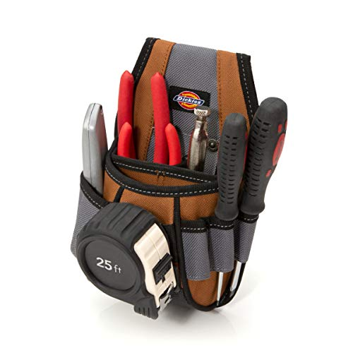 Dickies Work Gear 57099 4-Pocket Rigid Tool Pouch with Tape Clip by Dickies Work Gear (Image #1)