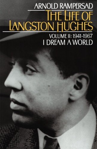 a biography of the life and literary works of langston hughes