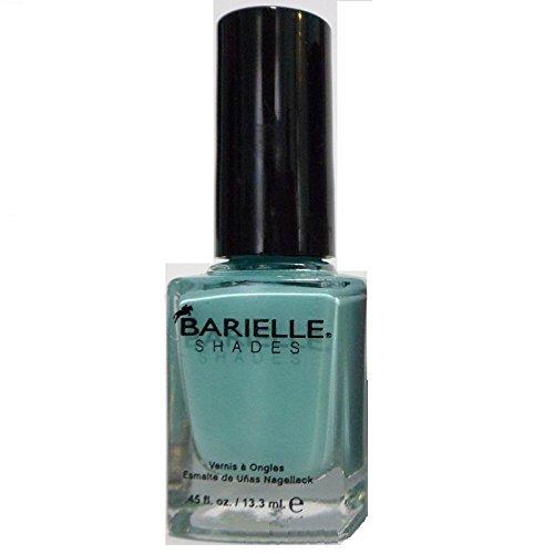 Barielle Ocean Breeze Nail Polish, Creamy Sea Foam Aqua Green, 0.45 (Barielle Shades)