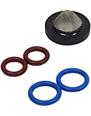 """Briggs and Stratton 705001 Pressure Washer O-Ring Kit, 41"""", Red/Blue"""