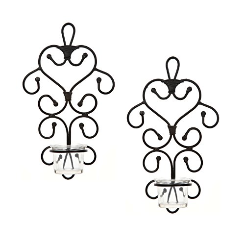 Black Iron Wall Decor: Amazon.com