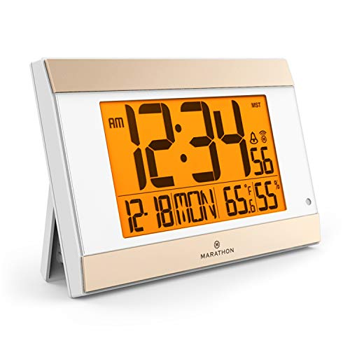 Digital Clock Led Night Light