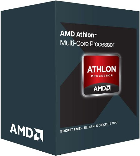 AMD Athlon X2 370 Prozessor (4,0GHz, Sockel FM2, 1MB Cache, 65 Watt)