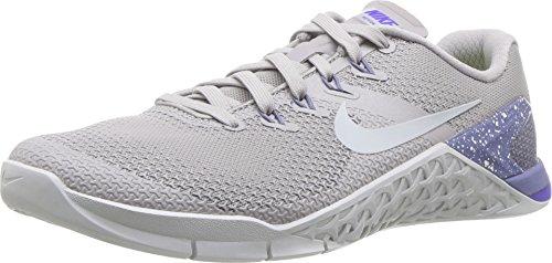 Atmosphere Footwear - Nike Women's Metcon 4 Training Shoe Atmosphere Grey/Pure Platinum 9.5