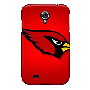 Fashion Tpu Case For Galaxy S4- Arizona Cardinals Defender Case Cover