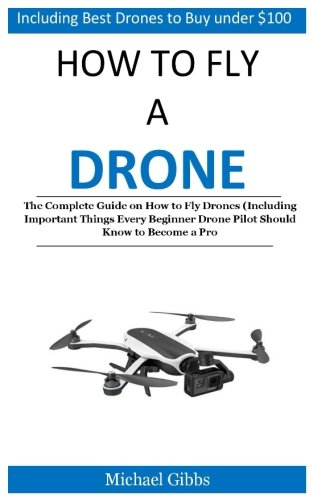 How to Fly a Drone: The Complete Guide on How to Fly Drones (Including Important Things Every Beginner Drone Pilot Should Know to Become a Pro, Best Drones to Buy under $100)