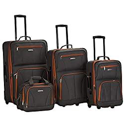 Image of the product Rockland Luggage 4 Piece that is listed on the catalogue brand of Rockland.