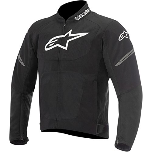Alpinestars T-Viper Air Men's Street Motorcycle Jackets - Black / Large (Alpinestars Armor Jacket)