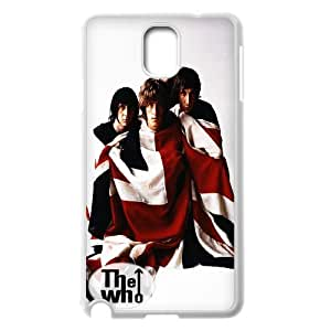 [MEIYING DIY CASE] For Samsung Galaxy Note 2 Case -The Who Music Band-IKAI0446925