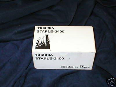 (Toshiba Staple-2400 )
