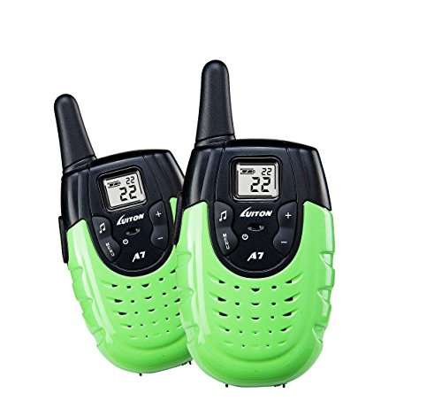 YIEASY Kid Walkie Talkie Rechargeable product image