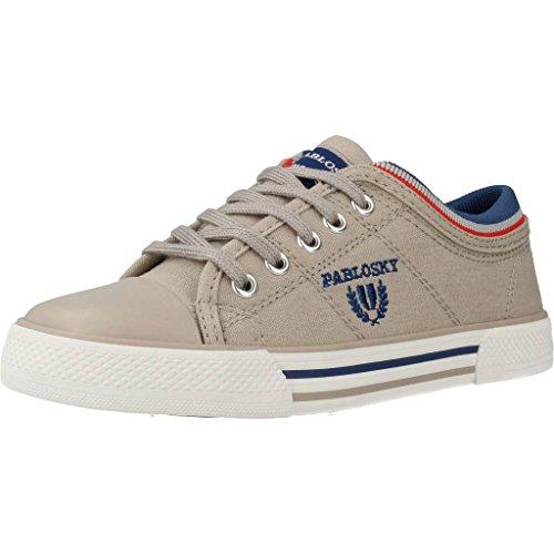 Zapatillas para ni???o, color gris , marca PABLOSKY, modelo Zapatillas Para Ni???o PABLOSKY WOMAN HANBAG Gris