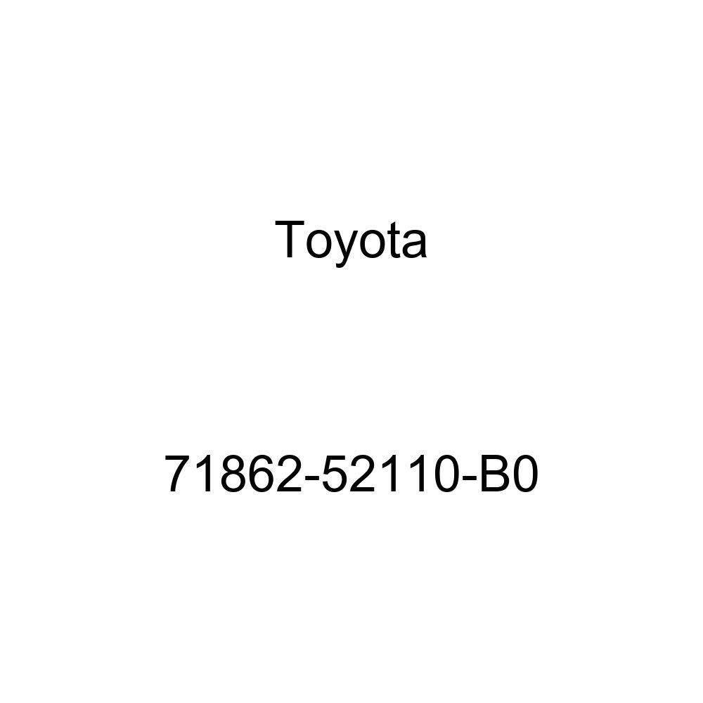 TOYOTA Genuine 71862-52110-B0 Seat Cushion Shield