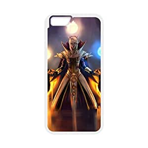 Dota 2 iPhone 6 Plus 5.5 Inch Cell Phone Case White present pp001_9674788