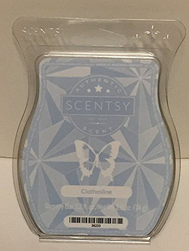 Scentsy Clothesline Wickless Candle Squares