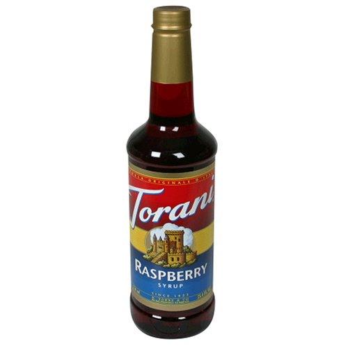 Torani Syrup Raspberry 25 4 oz