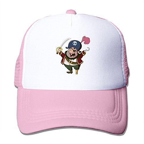 KEIOPO Men's Cartoon Pirate Caps (Cartoon Pirate Hat)