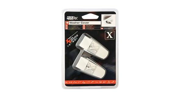 SUMEX Clx1000 - Cubre Surtidores Limpiaparabrisas, X, Color Blanco: Amazon.es: Coche y moto