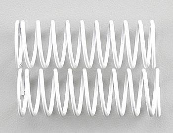 Duratrax Shock Spring Front White Evader BX ()