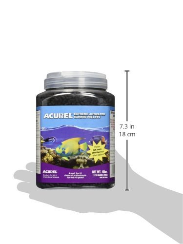 Picture of Acurel LLC Extreme Activated Carbon Pellets, 45-Ounce